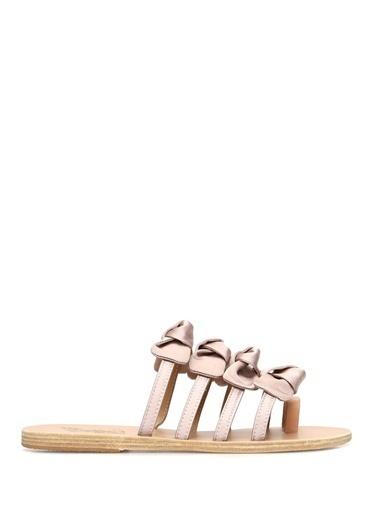 Ancient Greek Sandals Terlik Pudra